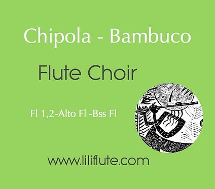 1- Chipola - 2- Bambuco - Flute Choir