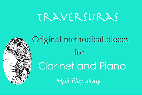 Traversuras for Clarinet & Piano