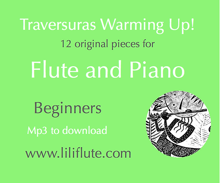 Traversuras Warming Up!  Flute & Piano
