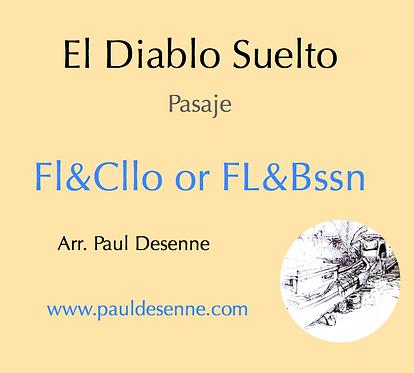 El Diablo Suelto - Heraclio Fernandez - Arr. Paul Desenne