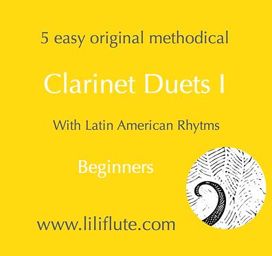 Clarinet Duets I