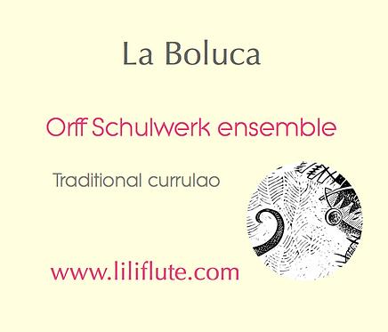 La Boluca - Currulao tradicional