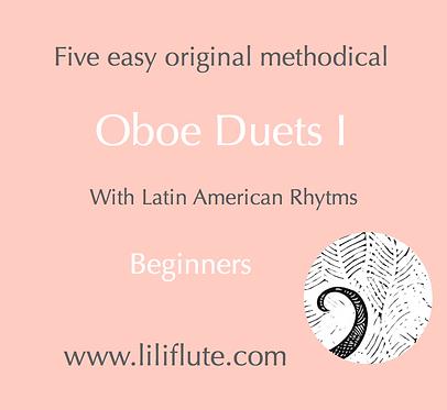 Oboe Duets I