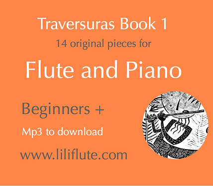 Traversuras - Flute&Piano Beginners +