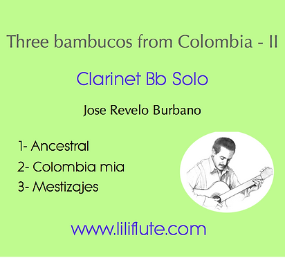 Three Bambucos from Colombia II