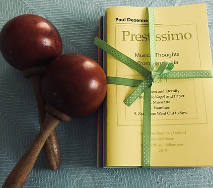 Prestissimo -Collection of 9 booklets - Special edition