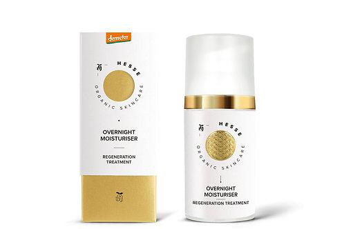 Nachtcreme - Overnight Moisturiser - Regenerating Treatment 35 ml