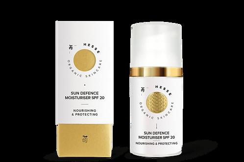 Sun Defence Moisturiser SPF 20 - Anti-Aging Intensivpflege 35 ml