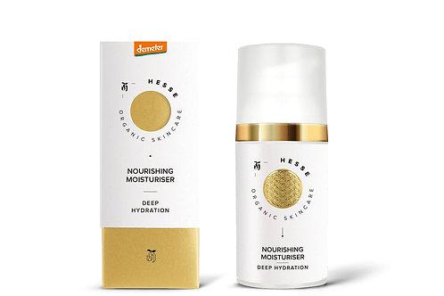 Nourishing Moisturiser - reichhaltige Hyaluroncreme 35 ml