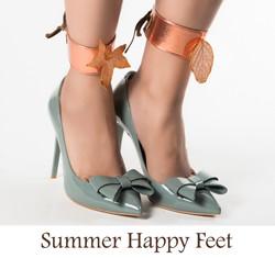 Summer Happy Feet
