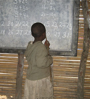 Stichting Dare, scholing, Afrika