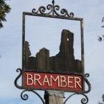 Bramber village sign