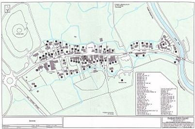Bramber Street Map