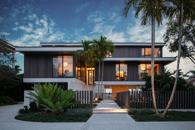Harbor Acres Bayfront New Home