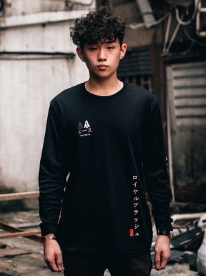 Sakura Long Sleeve