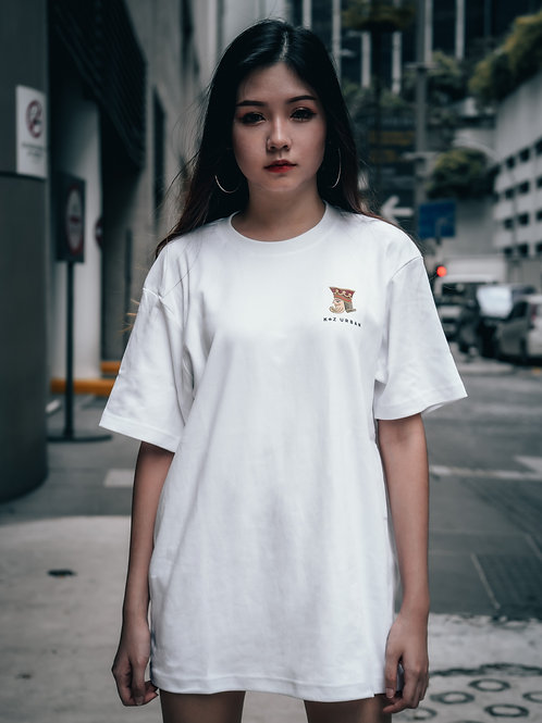 Mosaic King Short Sleeve (White)