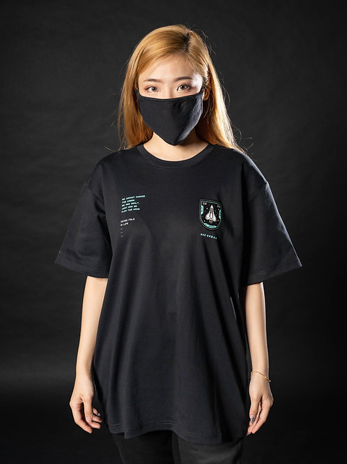 Orbit Short Sleeve (Black)