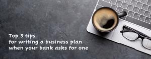 Business plan for bank, bank business plan, business plan for a bank loan, business plan for bank loan