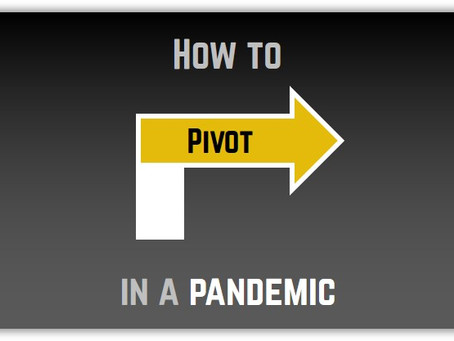 Crisis Crushers - How Businesses are Pivoting During the Pandemic