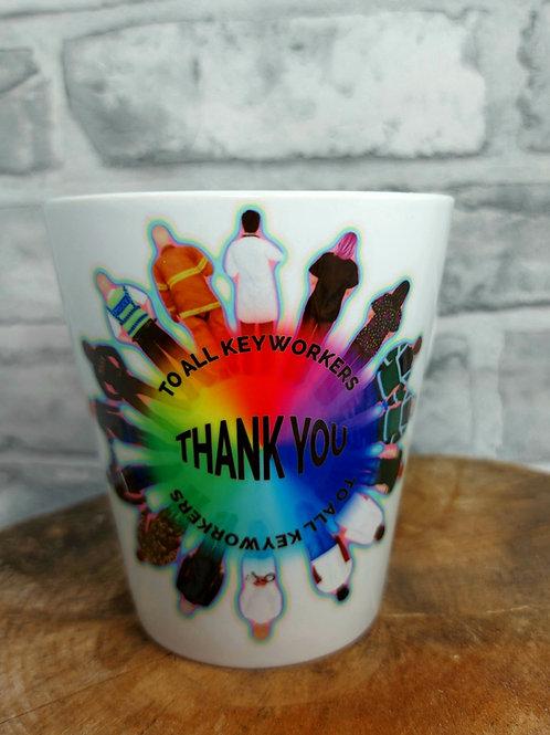 Key Worker Support Mug