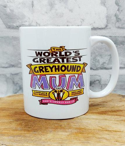 Greatest Mum Mug