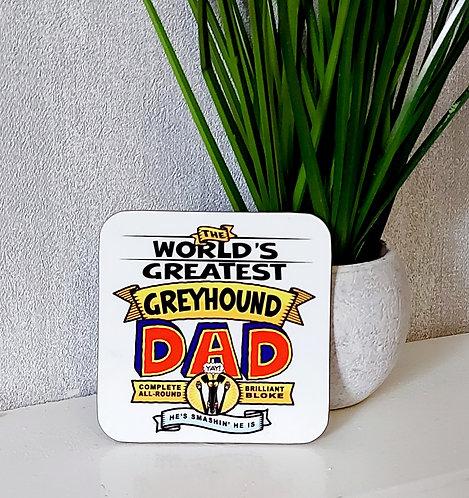 Dad's Coaster