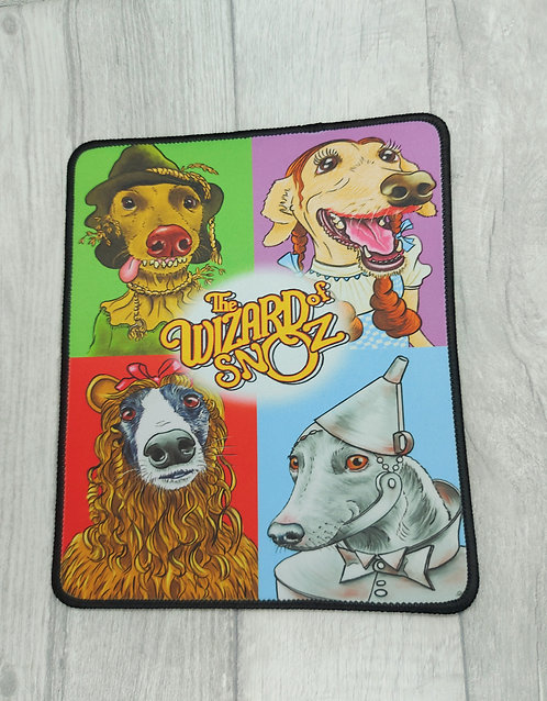 The Wizard of SnoZ Mouse Mat