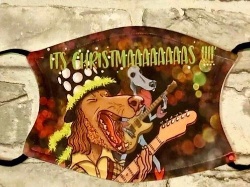 Mask It's Christmaaas !!!