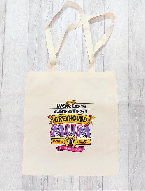 Tote Bag Greatest Mum
