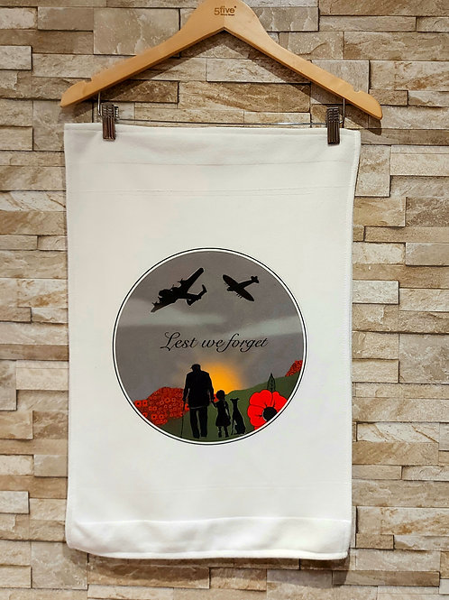 Remembrance Day T Towel