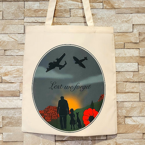 Remembrance Day Tote Bags