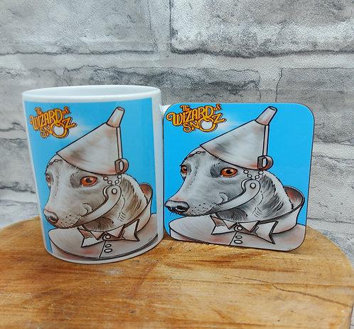 Mug and Coaster Wizard of SnoZ