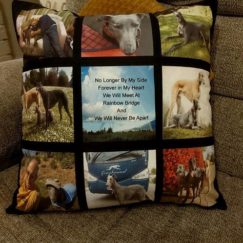 Loving Memory Cushion