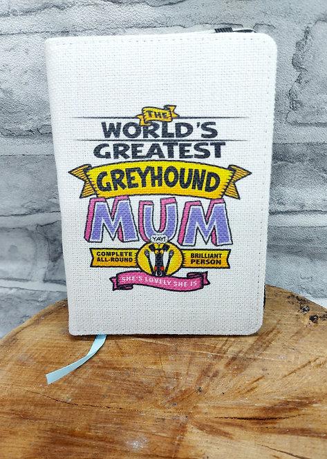 Greatest Mum Notebook