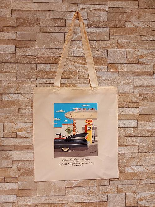 2021 Doodle Tote Bag
