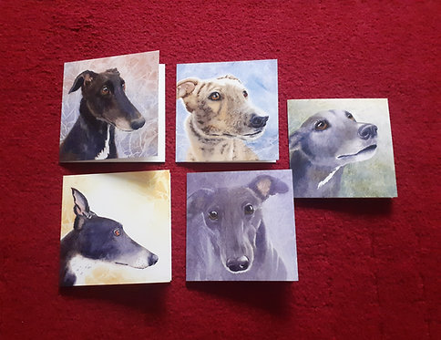 Hound Full Of Hounds Cards
