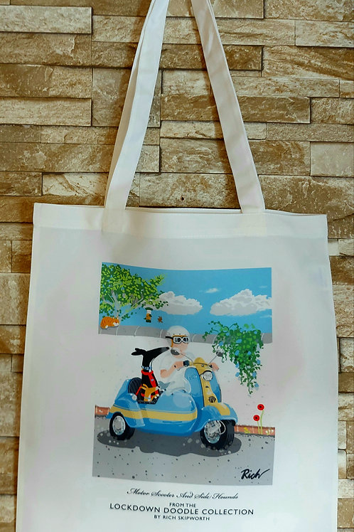Doodle Tote Bag Collection 2