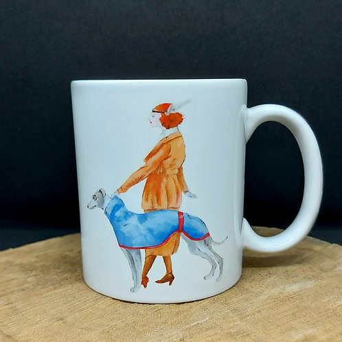 The Lady Mug