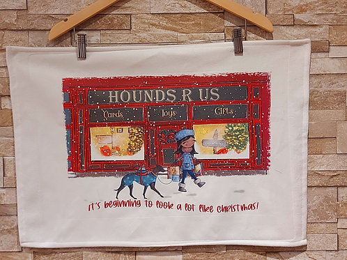 Hounds R Us T Towel
