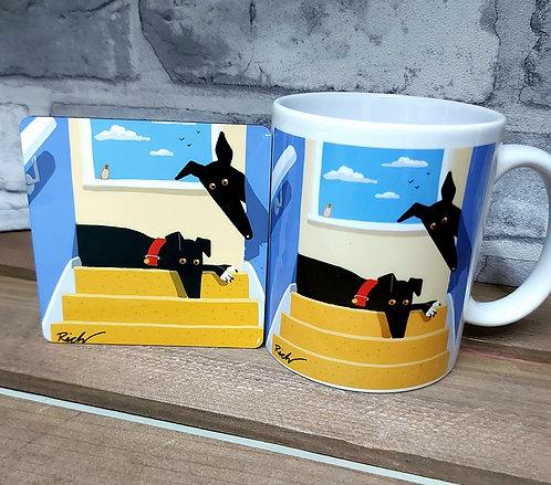 Mug or Mug Coaster