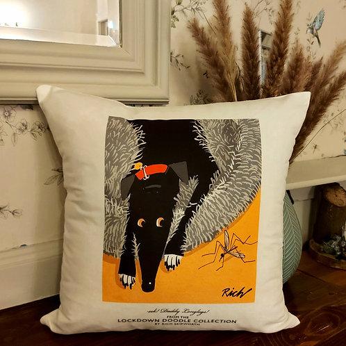 Richard's Latest Cushion
