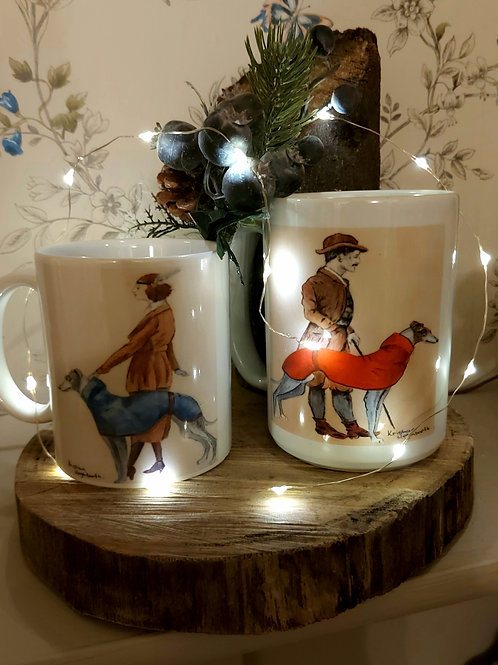 LORD and LADY Mugs