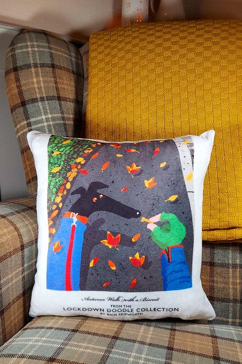 2021 Doodle Cushions