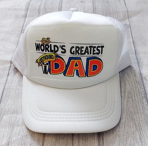 Worlds Greatest Dad Cap