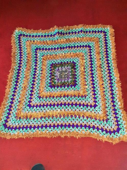 Hand Crochet Blankets