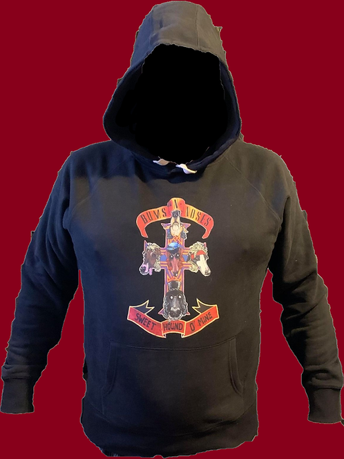 Bums and Noses Hoodie