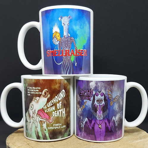 Drooly Andrew's Mugs