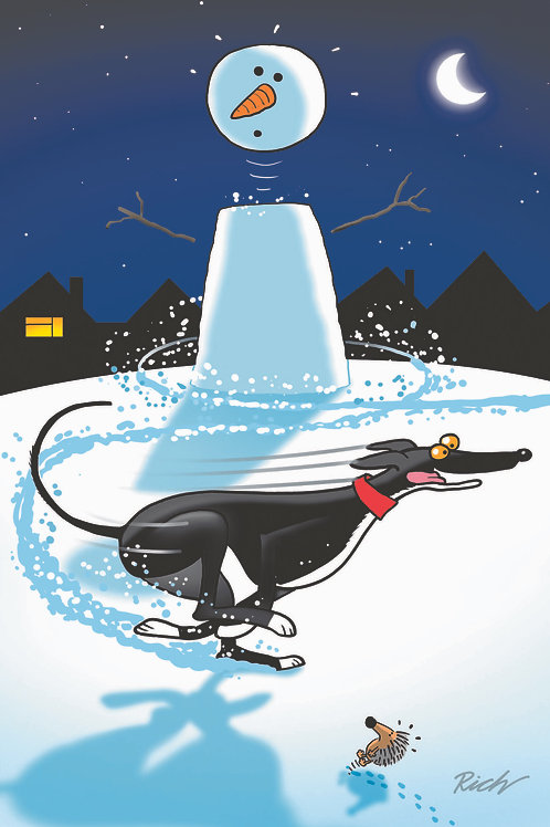 Christmas Cards by Richard Skipworth