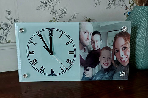 Personalized Clock