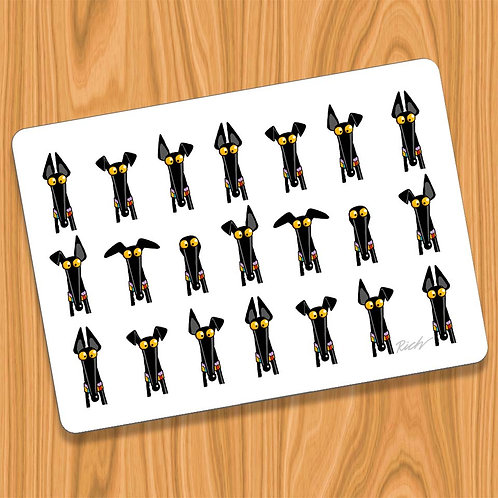 Semiphore All Ears Placemat
